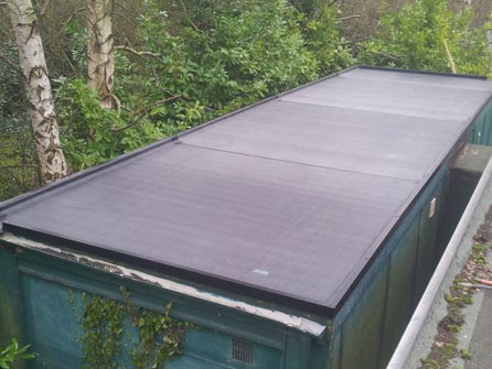 Rubberbond | EPDM Roofing System